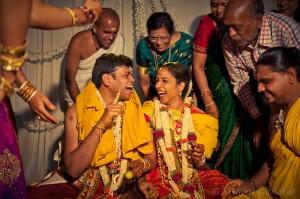 Akhila & Pradeep